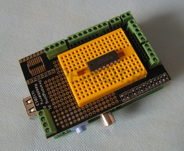 Raspberry Pi Prototyping Board (Pi Plate), фото 3